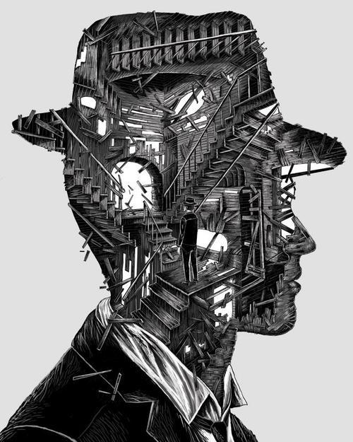 Складні маршрути в голові