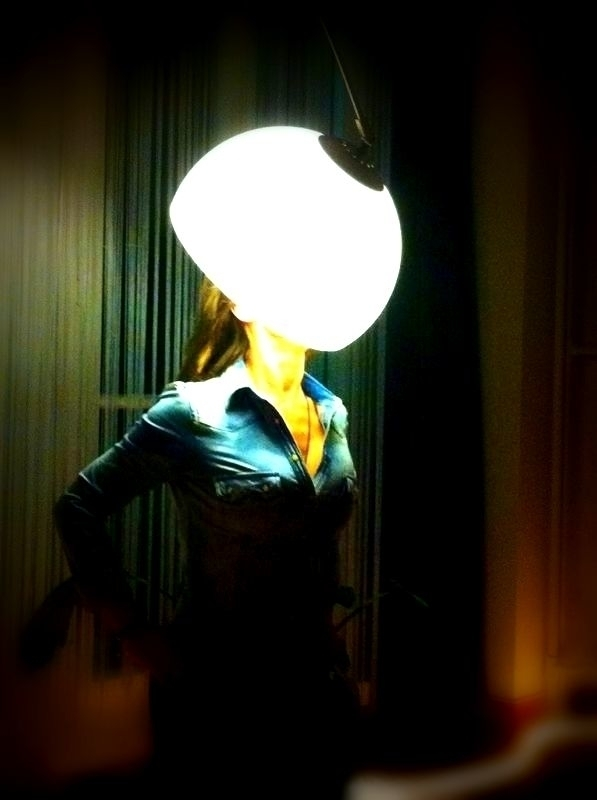 v lampi